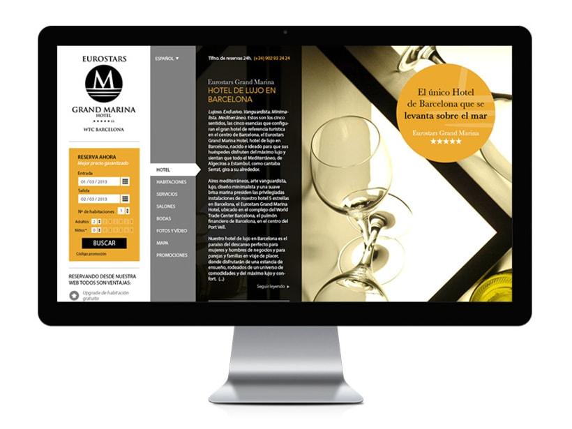 HOTUSA - Diseño y Desarrollo web 0