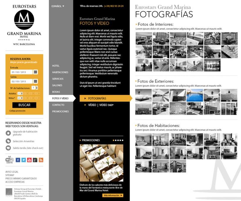 HOTUSA - Diseño y Desarrollo web 4