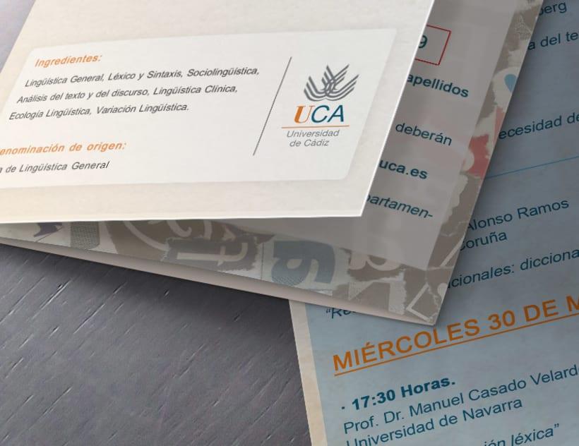 Universidad de Cádiz - Diseño e Impresión 4