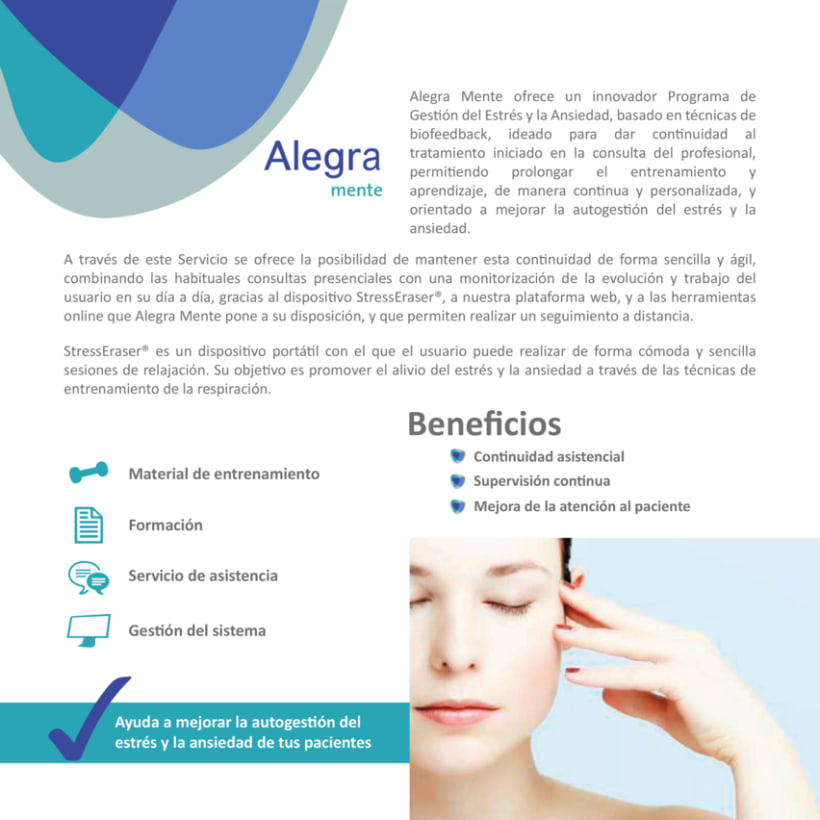 Dossier Servicios Alegra Salud 9