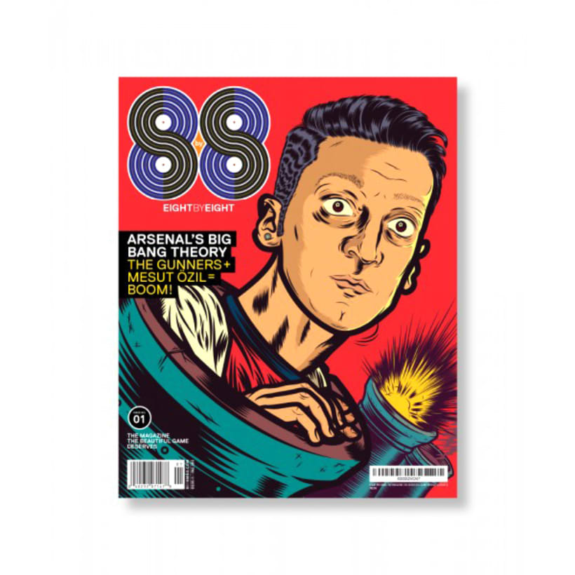 Eight by Eight: Issue 01 2