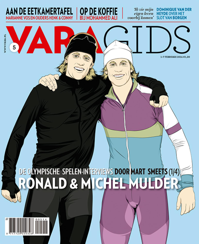 VARAgids covers 4