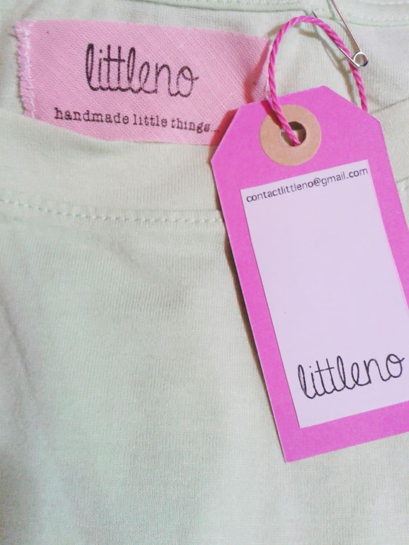 Littleno, creación de marca personal. 3