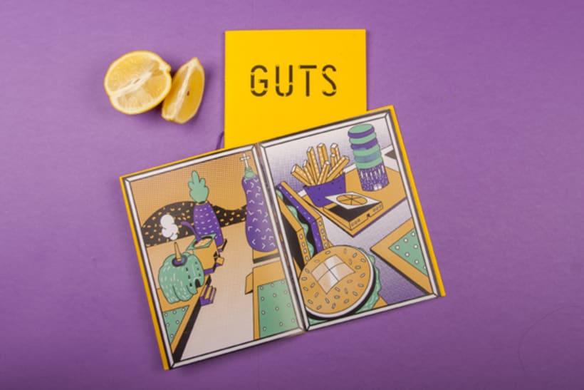 Gutszine #1 Buffet 1