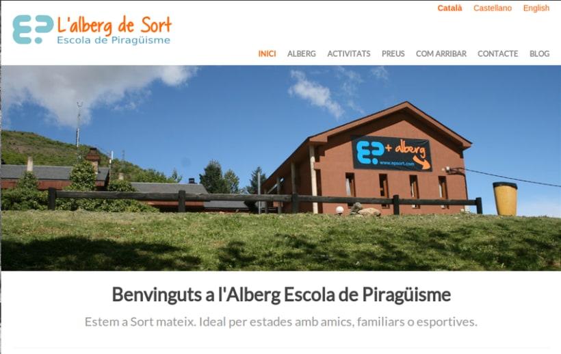 Alberg Escola de Piragüisme 0