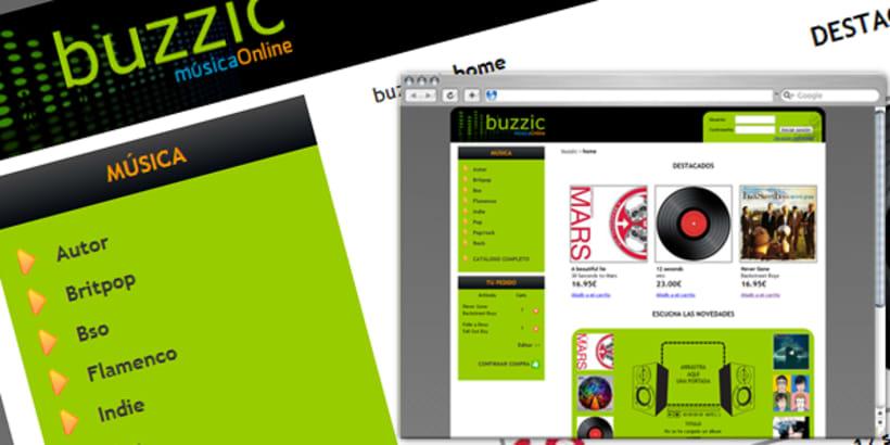 Buzzic - Tienda de Música Online -1