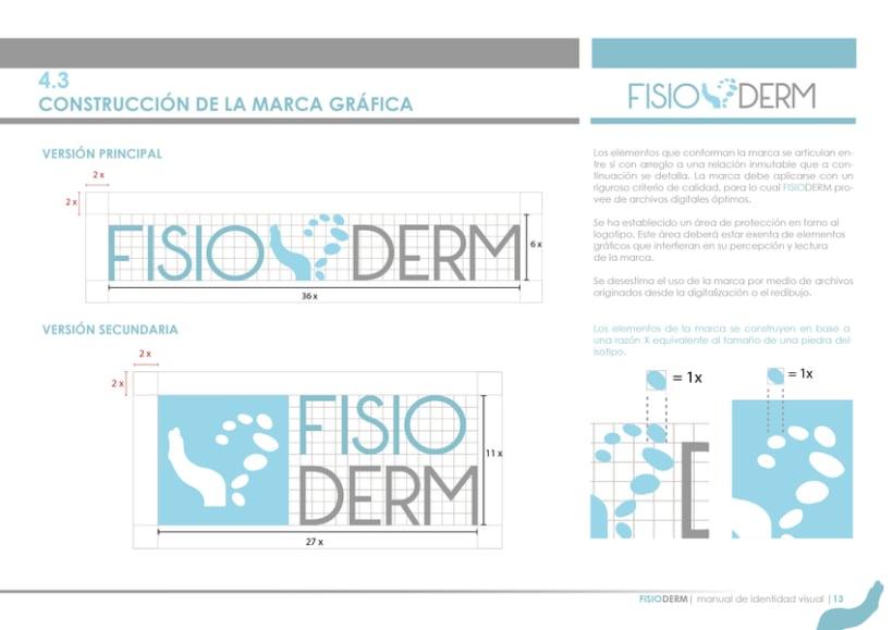 Branding FISIODERM 4