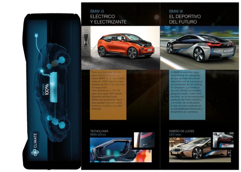 Tríptico BMW 9