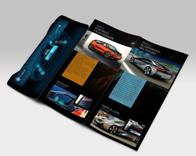 Tríptico BMW 6