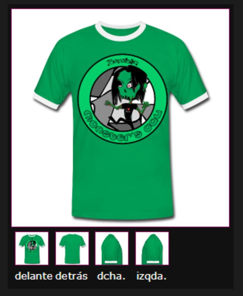 Diseño Camiseta -1