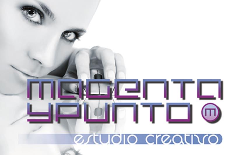 Imagen Corporativa Magentaypunto 0