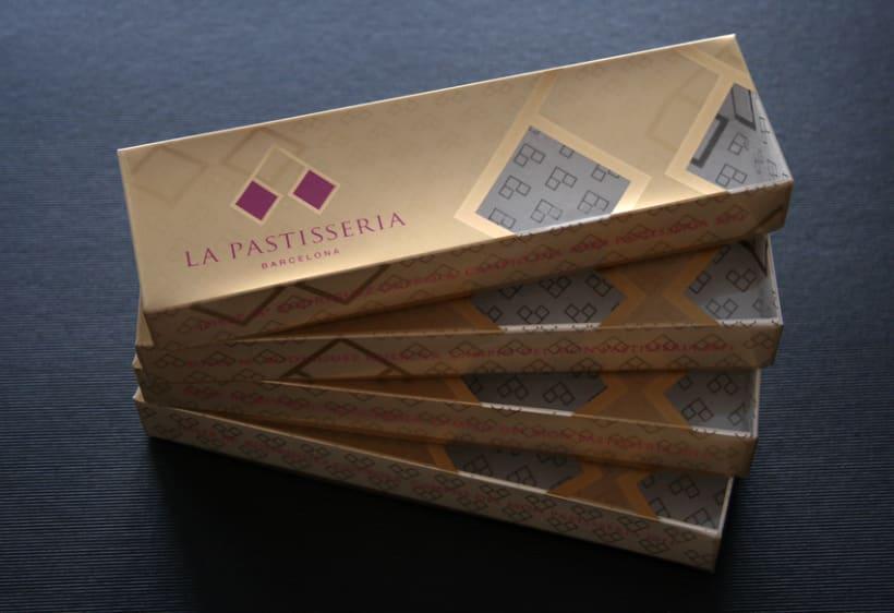 Packaging turrón 1