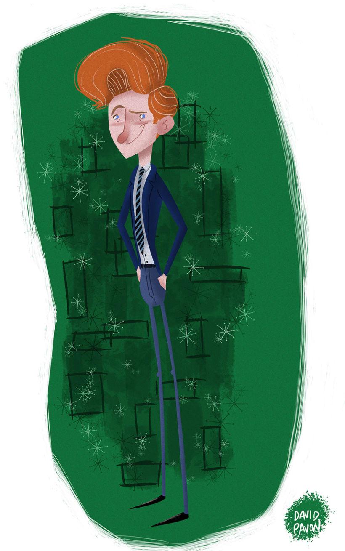 Conan O'Brien -1
