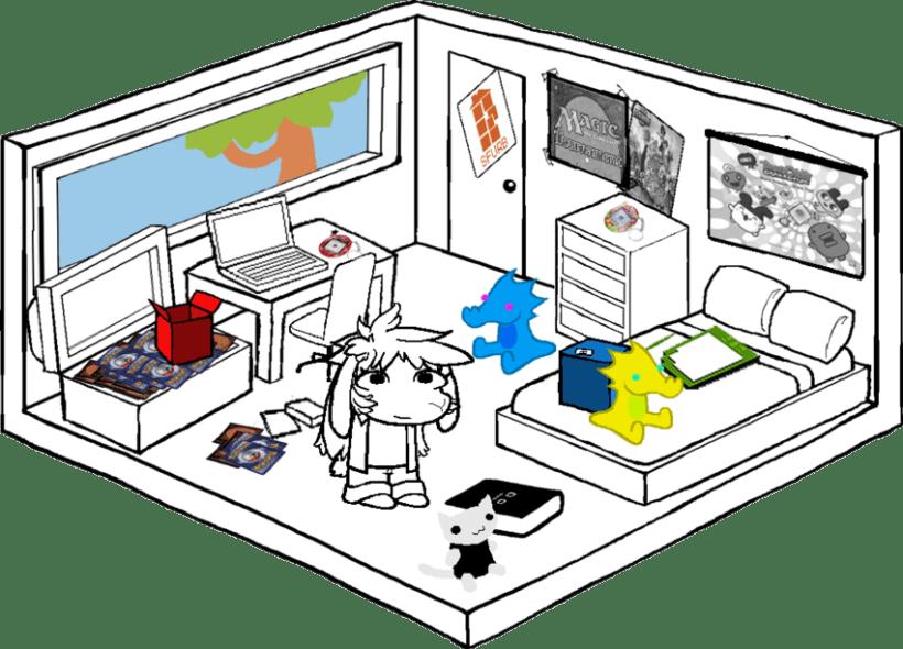 Sfurb, caricaturas de animales 13