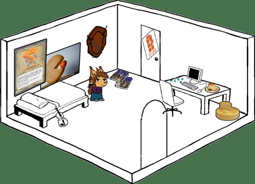 Sfurb, caricaturas de animales 14