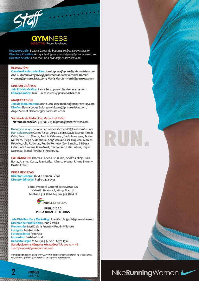 Revista Gymness 7