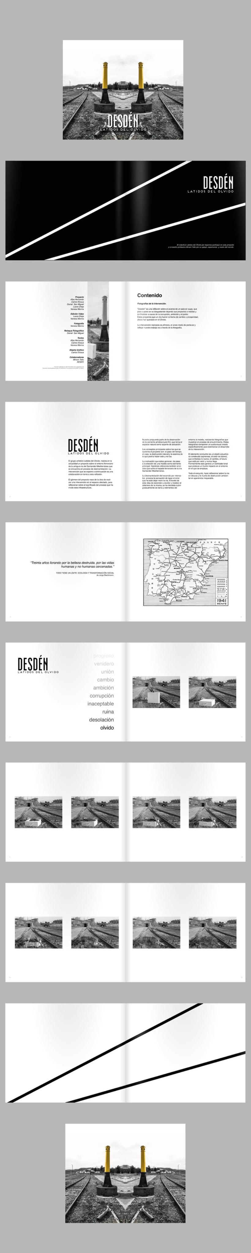 """""""DESDÉN"""" Proyecto 388Km  4"""