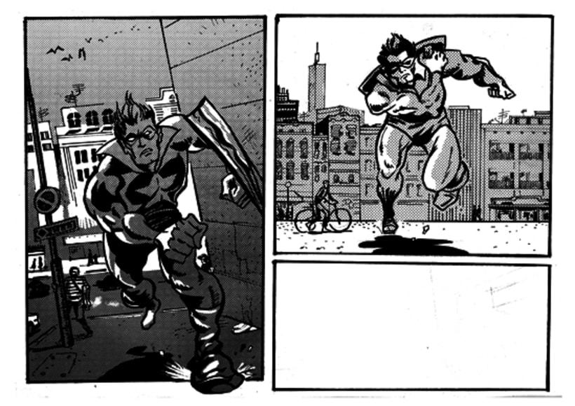 Marvel Portfolio 8