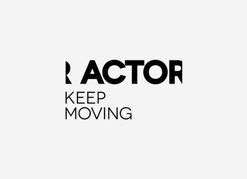 Actor Keep Moving 0