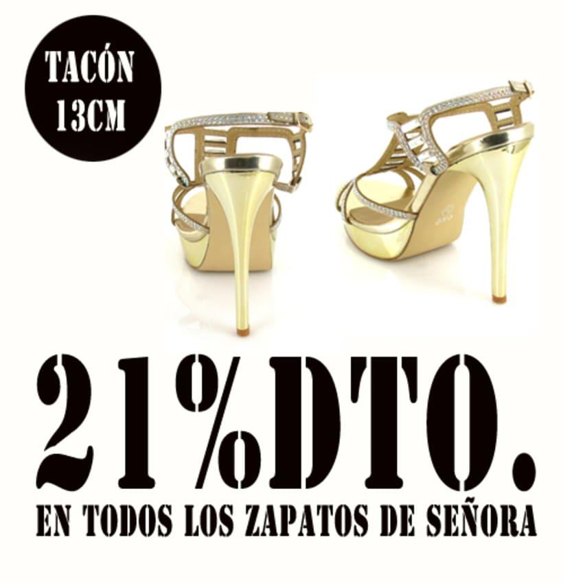 21%dto.En todos los zapatos de Señora. 3