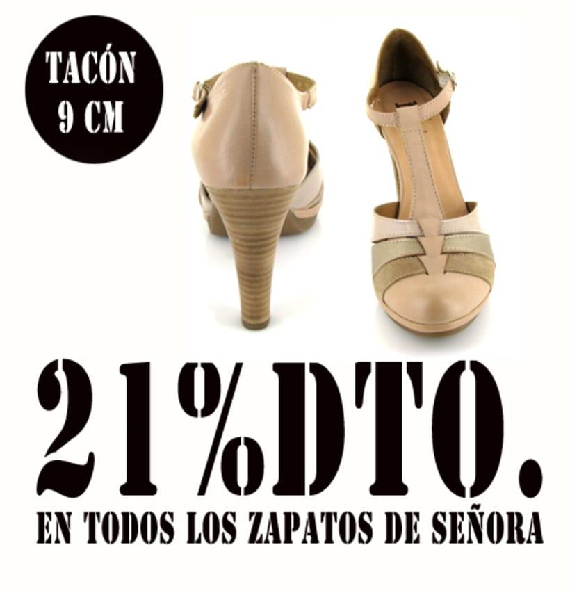 21%dto.En todos los zapatos de Señora. 4