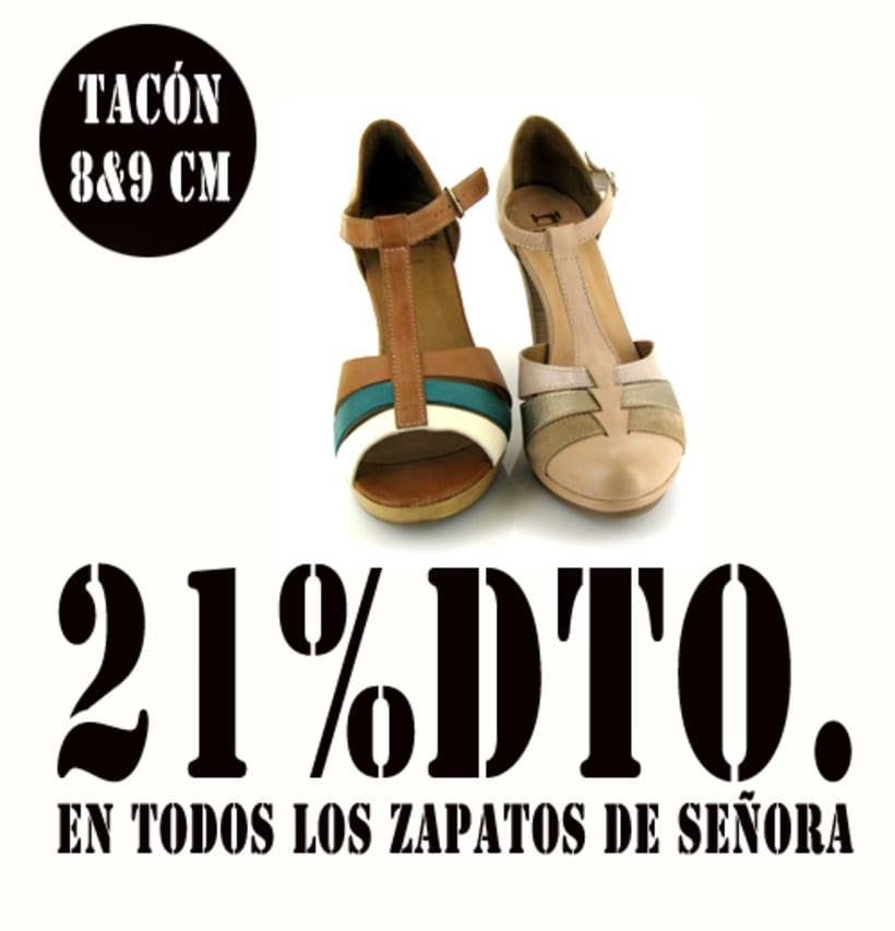 21%dto.En todos los zapatos de Señora. 6