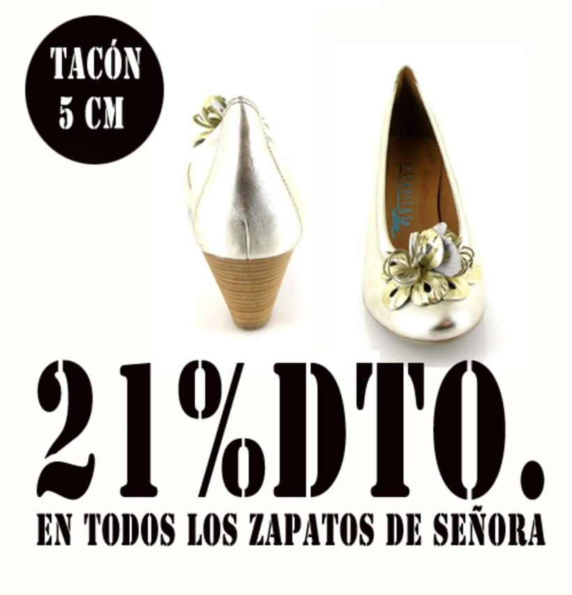 21%dto.En todos los zapatos de Señora. 8