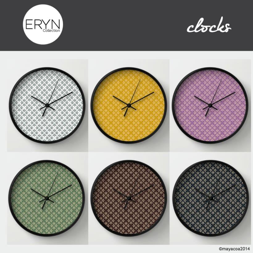 Eryn Collection(Estampado textil y de superficie) 2