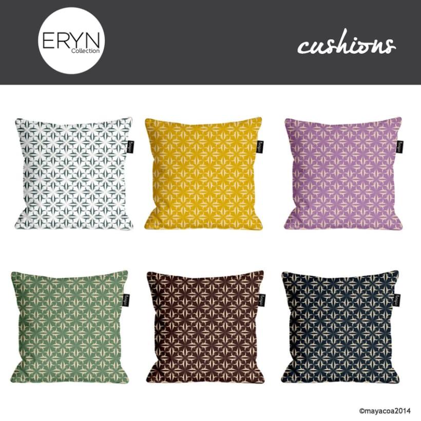 Eryn Collection(Estampado textil y de superficie) 3