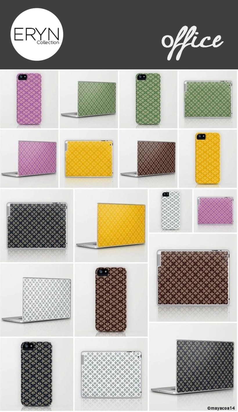Eryn Collection(Estampado textil y de superficie) 6