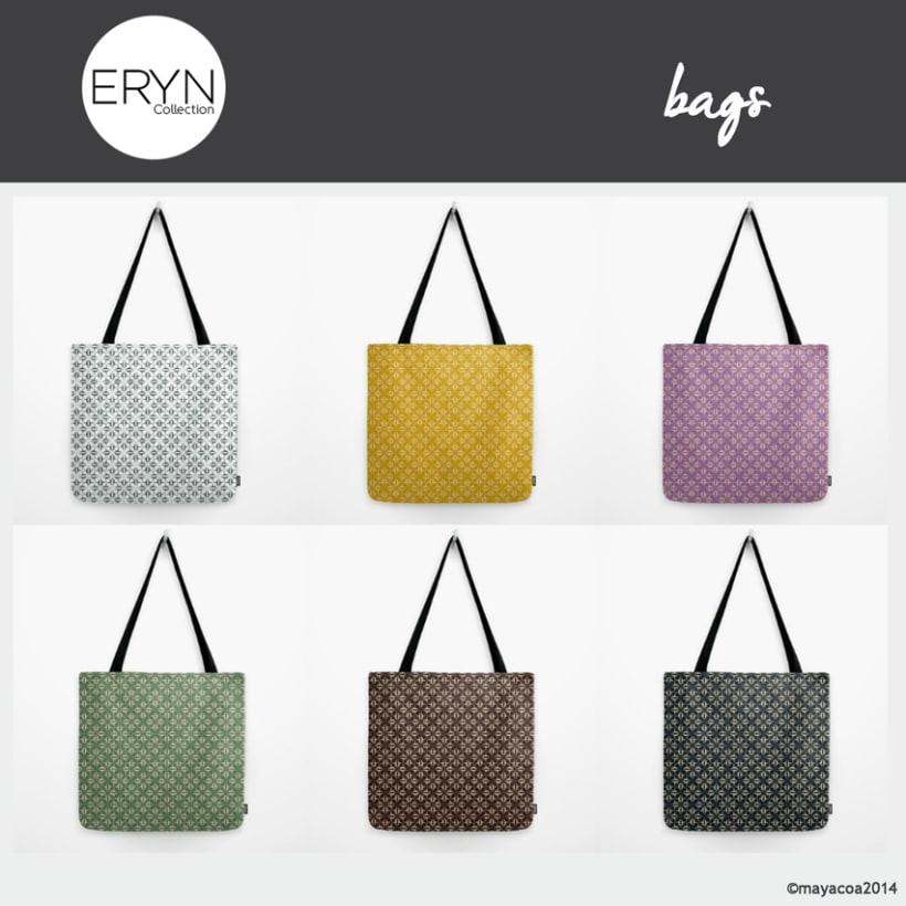 Eryn Collection(Estampado textil y de superficie) 5