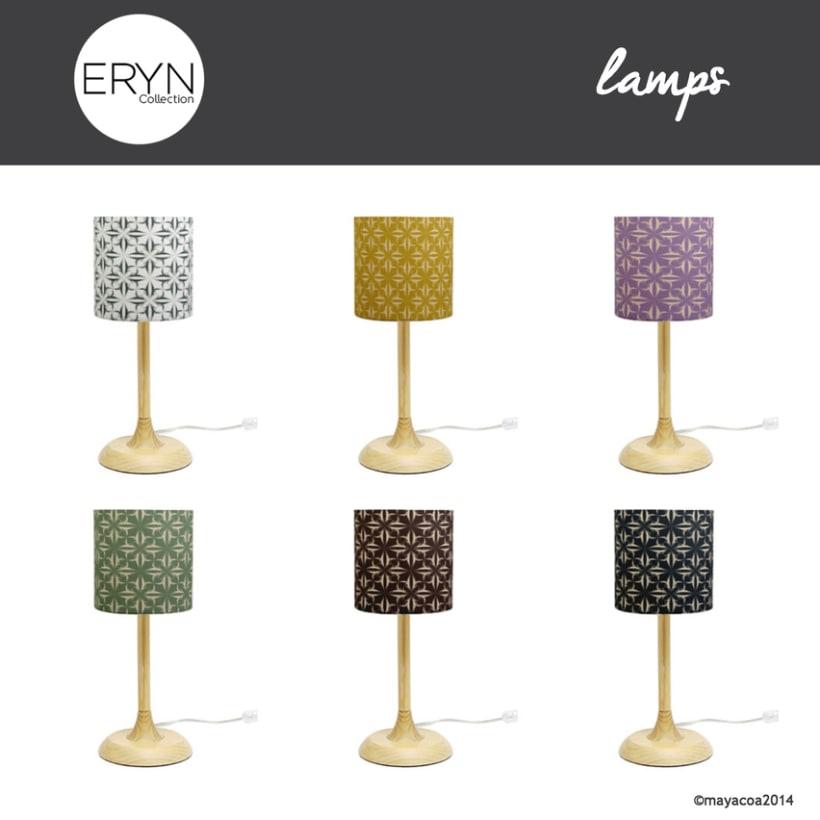Eryn Collection(Estampado textil y de superficie) 7