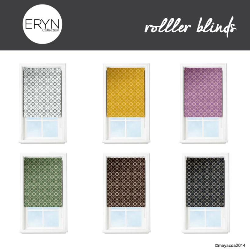 Eryn Collection(Estampado textil y de superficie) 8