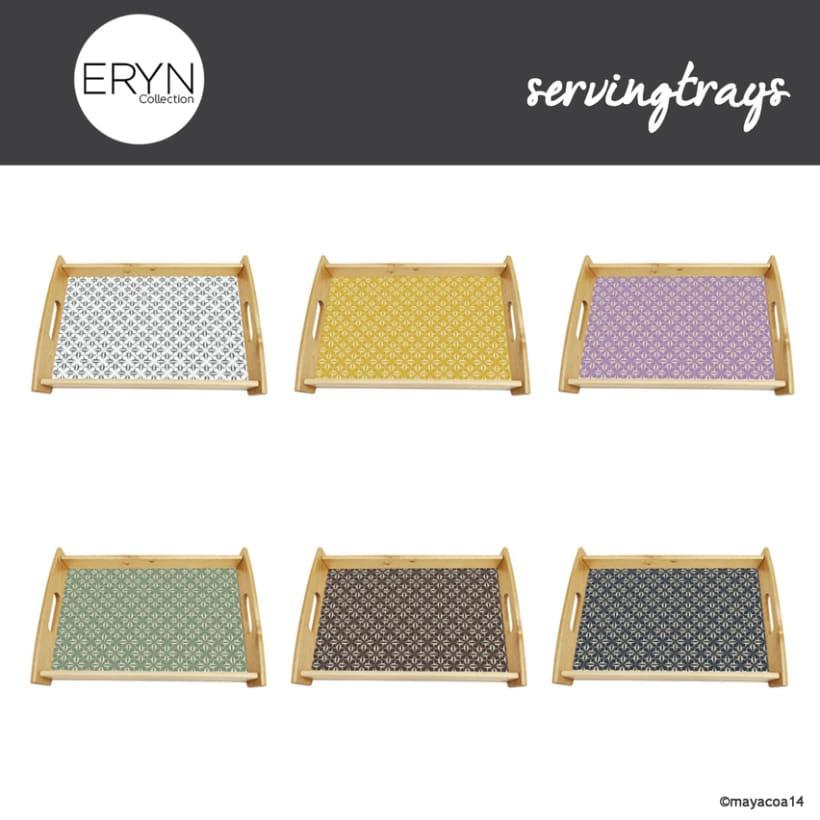 Eryn Collection(Estampado textil y de superficie) 9