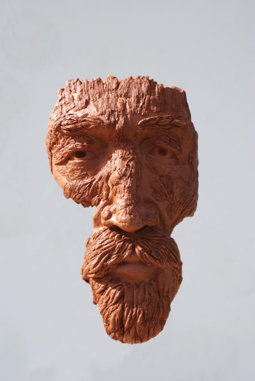 El Hombre Corteza -1
