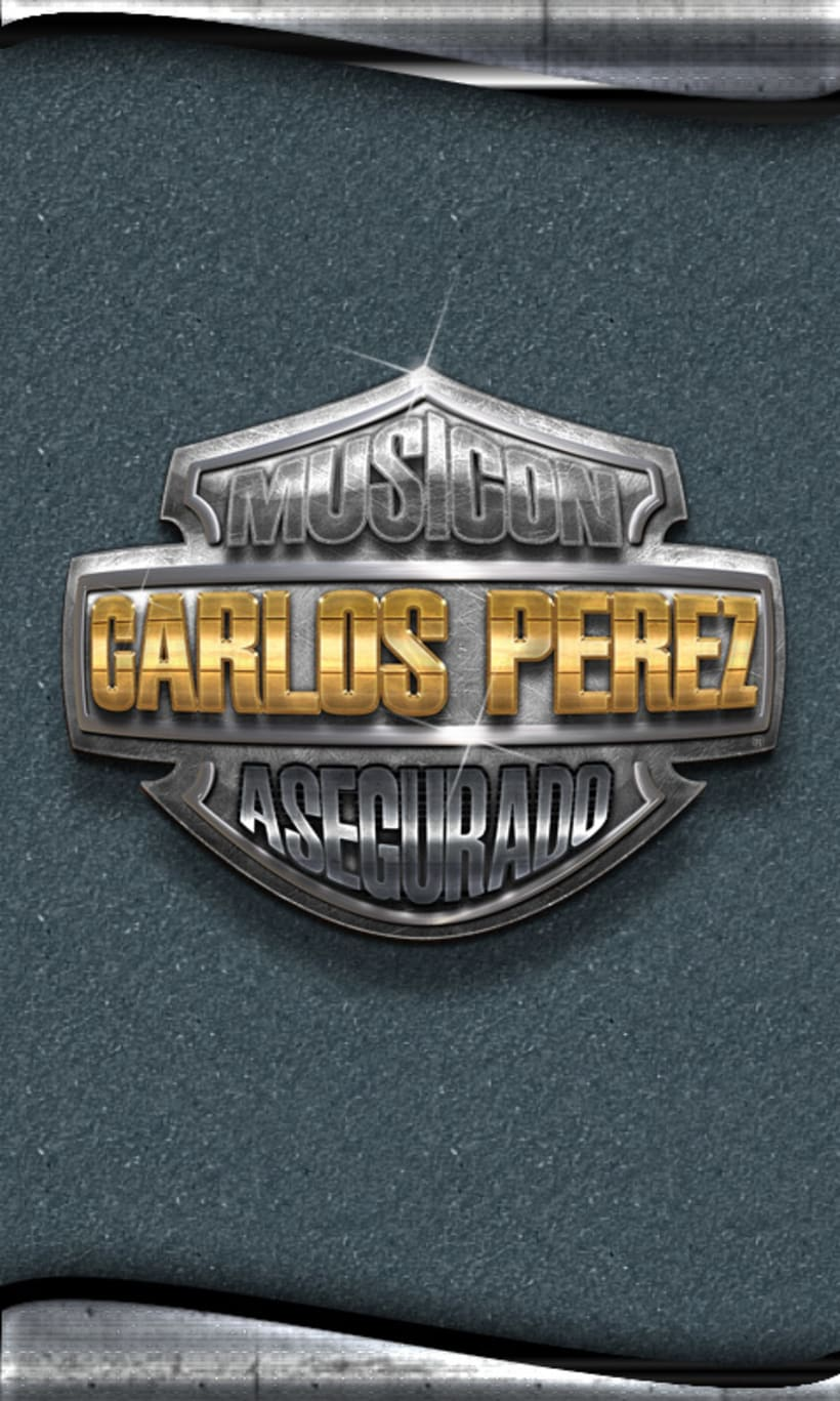 Wallpaper para movil Carlos Perez -1
