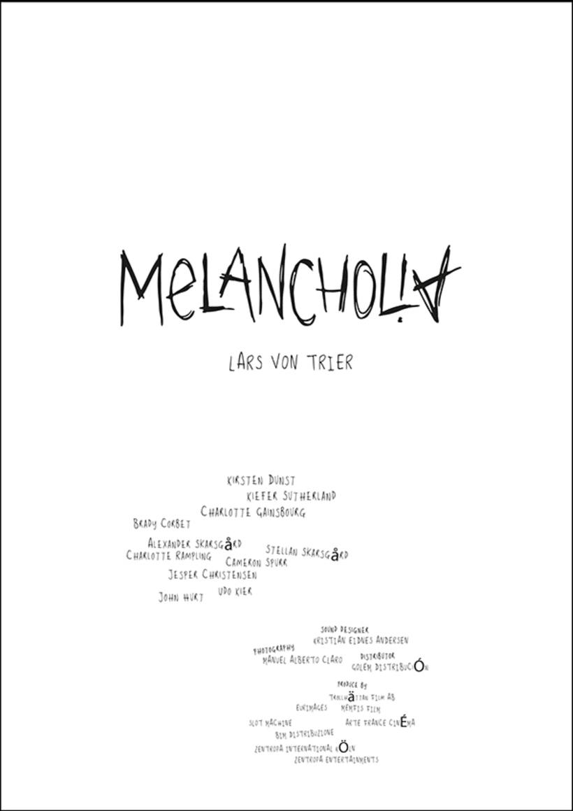 Melancholia ~ Lars Von Trier 1