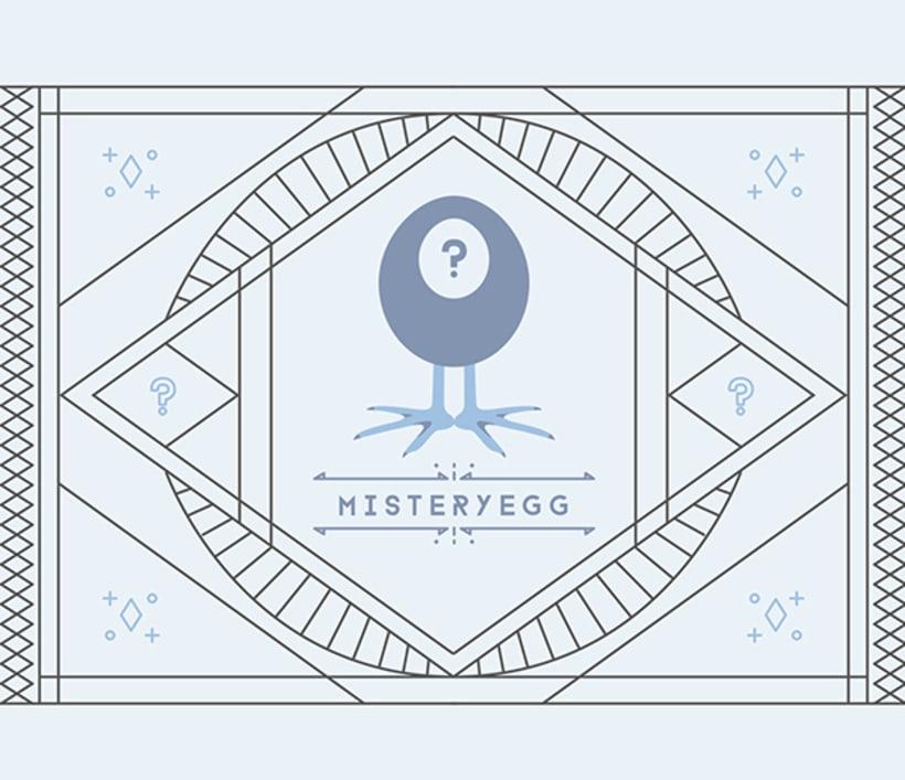 Mistery Egg 1