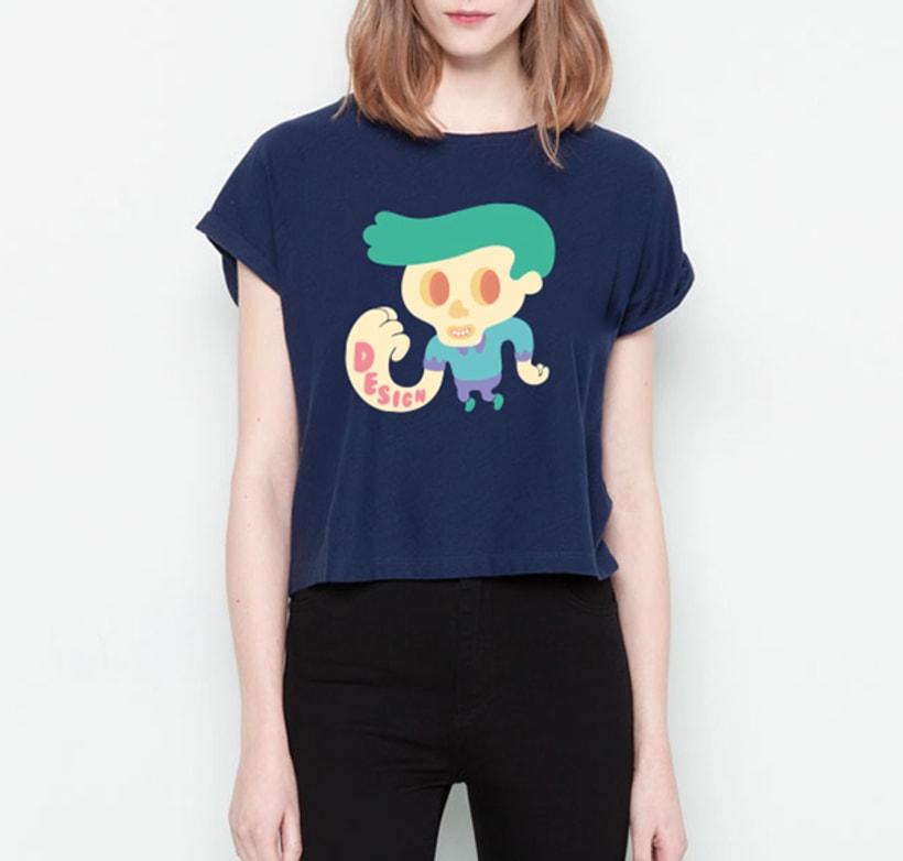 Diseños para camisetas 10