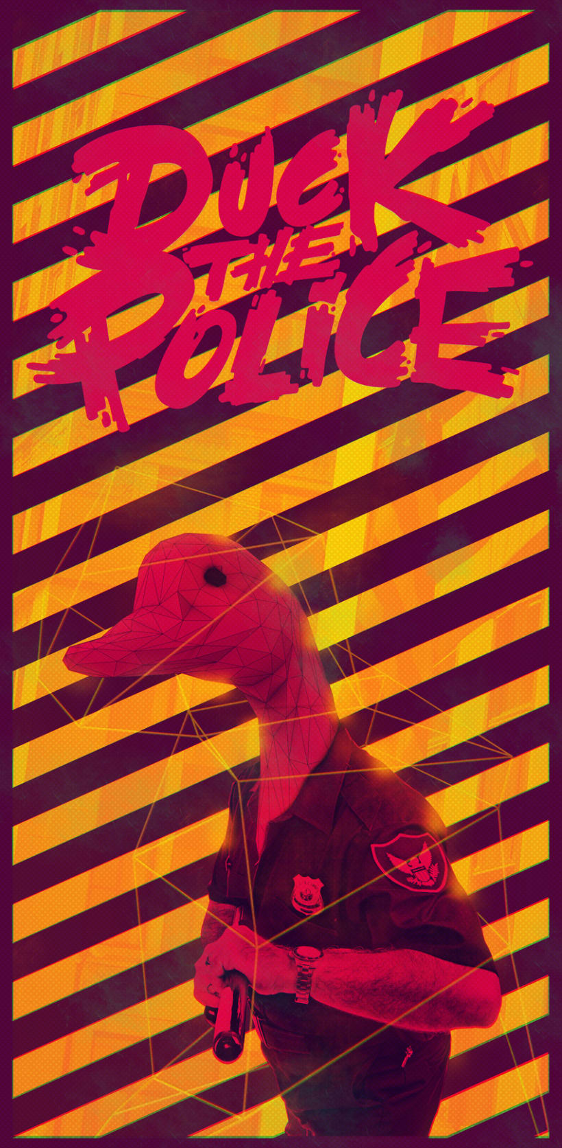 Duck The Police 0