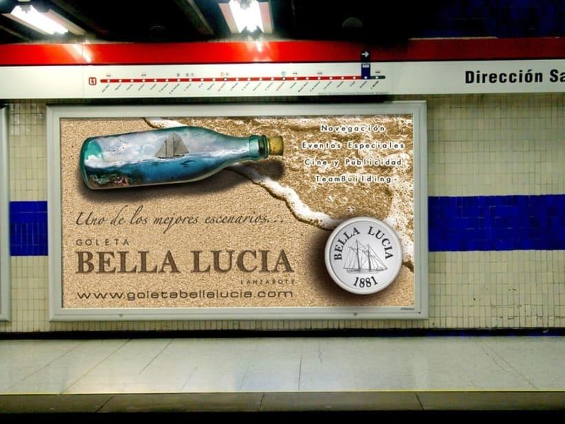 Bella Lucía / Branding / Identidad Corporativa 11