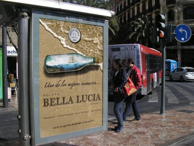 Bella Lucía / Branding / Identidad Corporativa 4