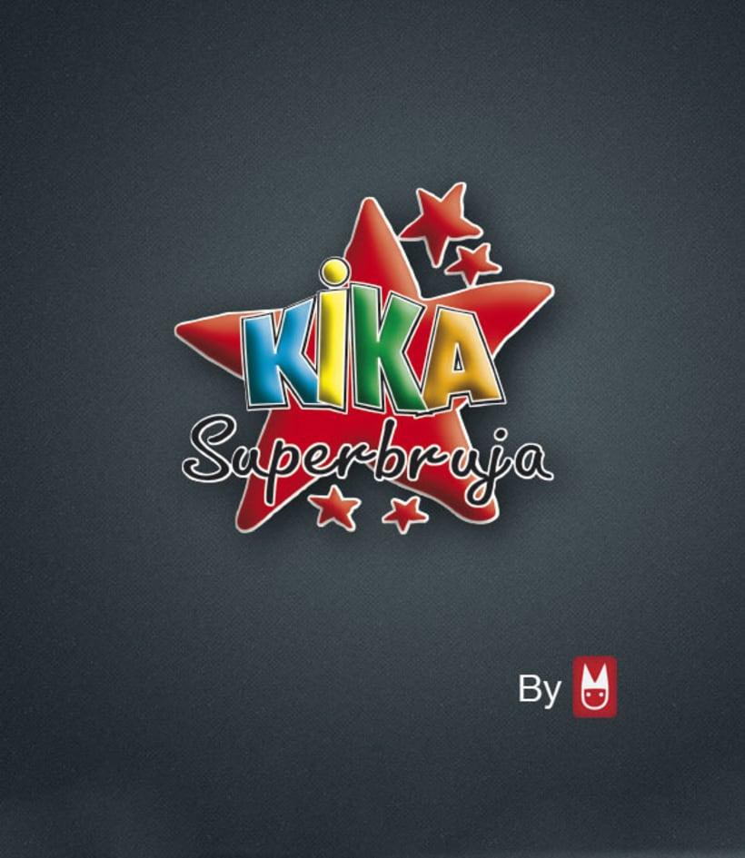 Diseño colección Kika Superbruja 0