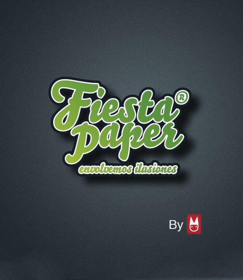 Identidad Corporativa Fiestapaper  -1