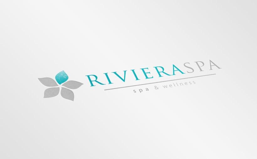 RIVIERA SPA: Diseño y Desarrollo Web 6