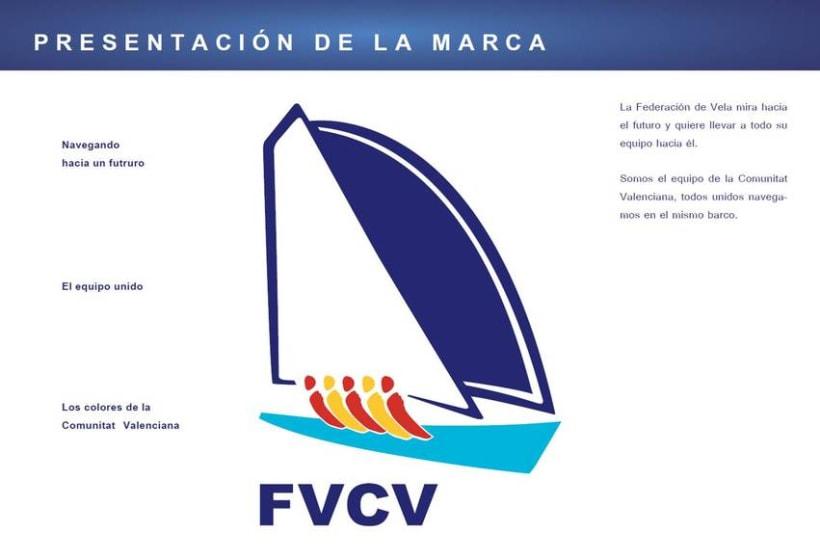 Identidad Corporativa / Restyling Logotipo FVCV 1