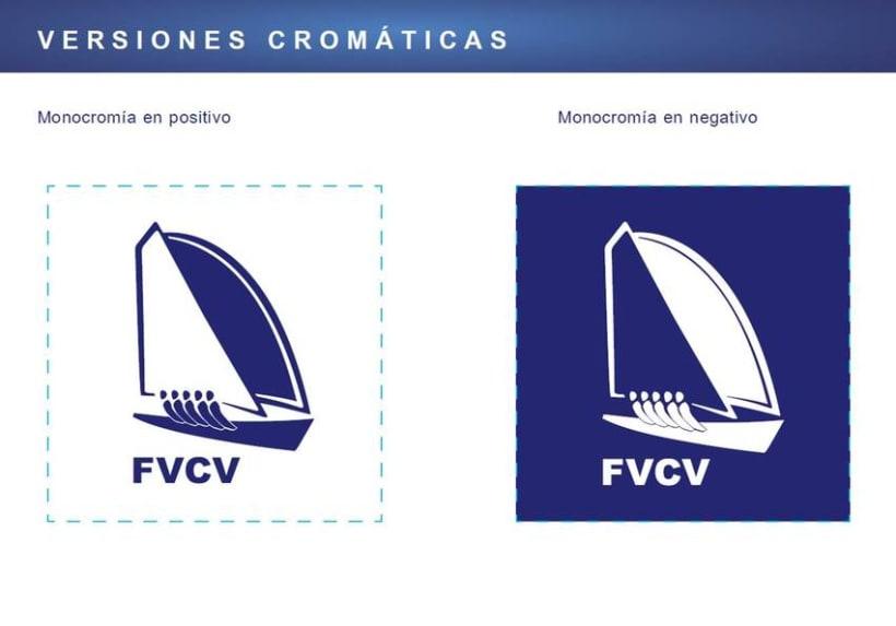Identidad Corporativa / Restyling Logotipo FVCV 2