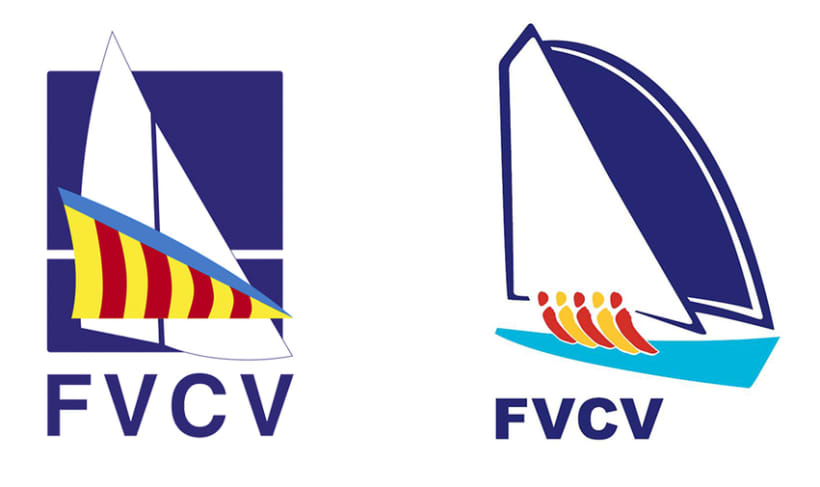 Identidad Corporativa / Restyling Logotipo FVCV 0