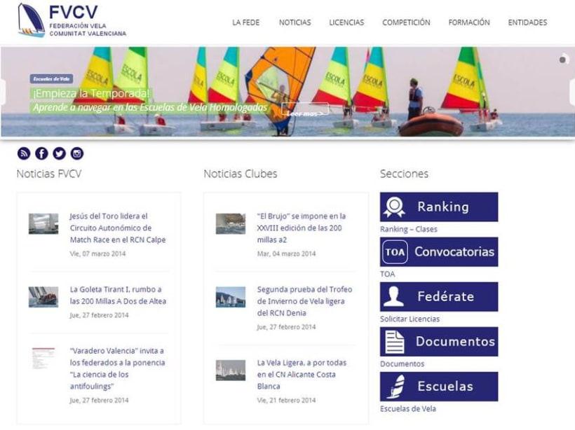 Identidad Corporativa / Restyling Logotipo FVCV 4