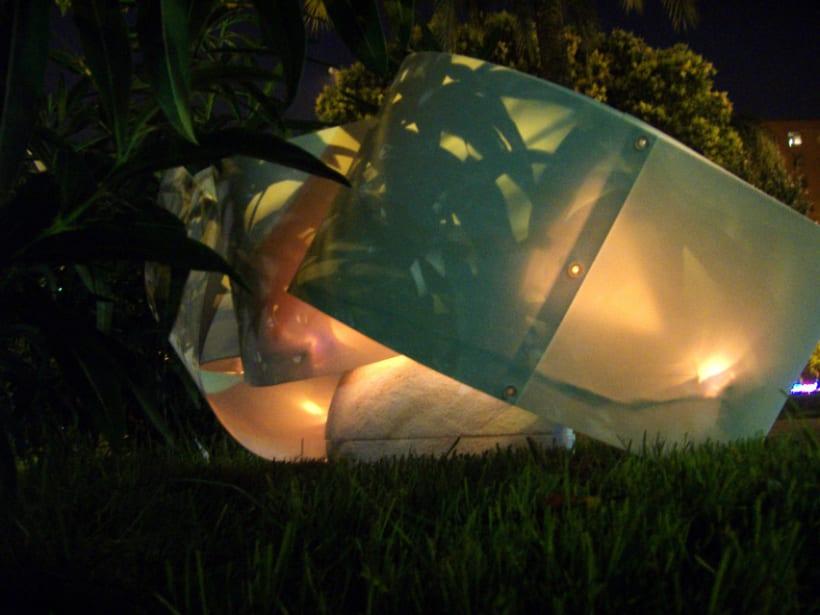 WoLamp / Prototipo Lámpara Led / Diseño de Producto 2